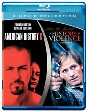 American History X / A History of Violence [Blu-ray] NEW!