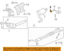 JAGUAR OEM 10-17 XJ 5.0L-V8 Exhaust-Rear Muffler Insulator C2C32948