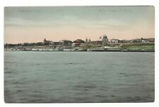 More details for postcard russia tsaritsyn Цари́цын now volgograd view river boats c1900s-1910s ?
