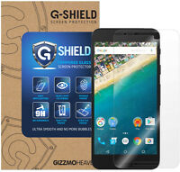 Genuine G-Shield® Tempered Glass Film Screen Protector For LG Google Nexus 5X