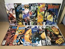 DC Comics 12 Issue Mixed Lot 1