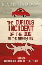 The Curious Incident of the Dog in the Night-time by Mark Haddon Paperback,2014