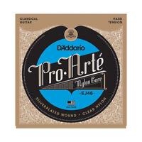 D'Addario Ej46 pro Arte Cuerdas para Guitarra Clásica - de Tensión Dura