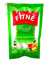 FITNE HERBAL INFUSION GREEN TEA HERB DETOX LAXATIVE SLIMMING WEIGHT LOSS 4 Bags.
