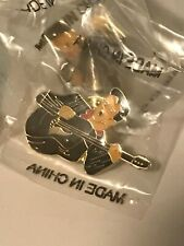 3 New Elvis Presley Playing Acoustic Guitar Lapel Pin New in Bag