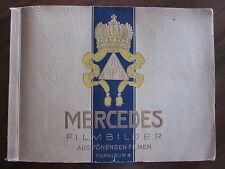 """Zigarettenbilderalbum """"Mercedes Filmbilder"""", Tonfilm, Album 4 !!!"""