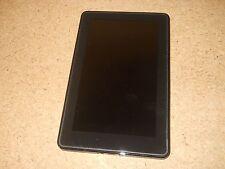 Amazon Kindle Fire 8GB, Wi-Fi, 7in - Black (Model DO1400) Broken