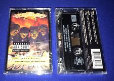 Sealed Orig.Hot Boys(Boy$)Guerrilla Warfare Cassette Tape Rap/Hip Hop Cash$Money