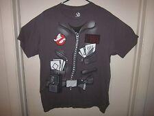 Ghostbusters Tshirt Venkman Suit Large 100% cotton 2011 Columbia Pictures