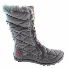 NIB WOMEN'S COLUMBIA INSULATED POWDER SUMMIT 200 GRAMS INSULATED BOOTS SIZE 9