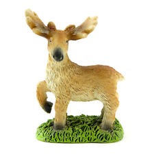 Miniature Dollhouse Fairy Garden - Standing Moose - Accessories