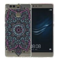 Huawei P9 plus Case Phone Cover Protective Henna Multicolour