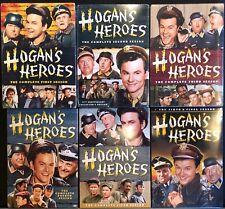 Hogan's Heroes Complete Set - Seasons 1 - 6 - NEW DVD SEALED 1960's TV Lot