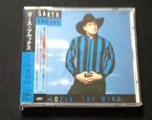 GARTH BROOKS CD Ropin' The Wind SEALED! NEW! Japanese Import! RARE!