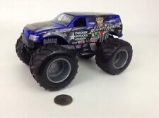 Monster Jam 1:24 Die-cast Toy Monster Truck Bounty Hunter Mattel 2004