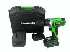 Kawasaki 603020010 K-AKN 18-2G-2T Li 18V Akkuschrauber Inkl. 2x Akku & Ladegerät