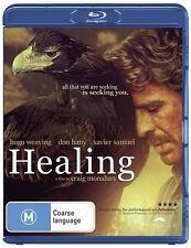 *New & Sealed*  Healing  (Blu-ray, 2014) Hugo Weaving - Region B Australian