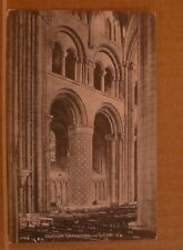 Unposted Postcard Durham Cathedral, 156 GH N/C