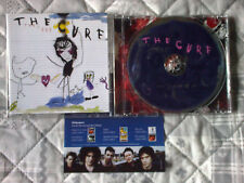 CURE - THE CURE - CD 2004 robert smith gothic new wave NM/EX++ sisters of mercy