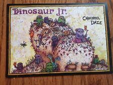Dinosaur Jr Chocomel Daze Postcard Promo for LP Vinyl CD New