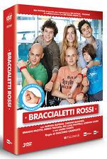 Braccialetti Rossi PRIMA SERIE (3 Dvd + Gadget) SERIE TV RAI