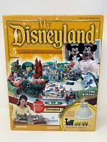 My Disneyland California Diorama DeAgostini Model Kit PARTS  Vol 5
