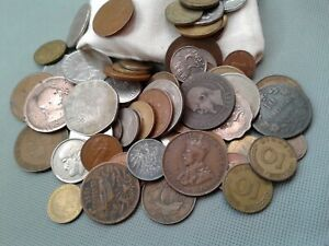World/Foreign coins, various countries Slightly Different Lots!!  *COLLECTIBLES*
