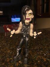 Bleeding Edge Begoth Fashion Doll Figurine, Limited Wormwood Chase Goth Figure