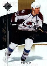 2009-10 UD Ultimate Collection #15 Paul Stastny
