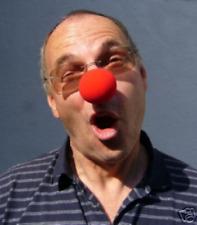 Clownnase I Clown Nase aus Schaumstoff - weich flexibel (70725)