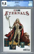 Eternals #1  Frank Cho Variant Cover  Marvel Comics  1st Print   CGC 9.8