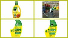 Miracle Gro 1 Litre Garden Food Concentrated Liquid Plant Food Bottle Big Growth