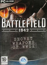Battlefield 1942: Secret Weapons of WWII Expansion Pack (PC CD), de nouveaux jeux vidéo