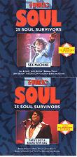 The World of SOUL  -    2  Doppel CDs