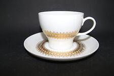 Thomas Rotunda gold Kaffeetasse mit Untere