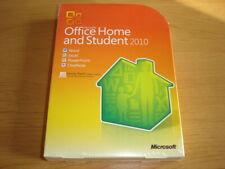 MS OFFICE 2010 HOME and STUDENT Family Pack für 3 PC DVD Deutsch 79G-01904 NEU