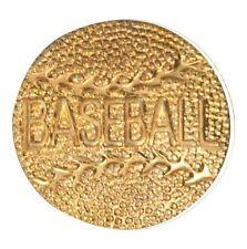 Baseball Letterman Jacket Award Lapel Pin