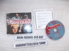 CD Punk Alternative Allstars - Little Bird (4 Song) MCD BMG GUN +presskit Grabke