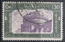 REGNO - NR. 272 - MILIZIA III SERIE - USATO - PERFETTO
