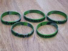 Duck Commander Dynasty Green Camo Bracelet Faith Family Ducks NEW 5-pack