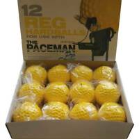 Paceman Reg Balls - Pack of 12 - Free & Fast Delivery