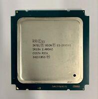 Intel Xeon E5-2695 V2 SR1BA  2.4GHz 12-Core 30MB CPU Processor