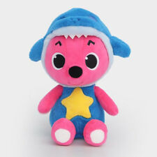 Pinkfong Doll In Shark Hooded T-shirt Costume Edition Stuffed Toy 30cm