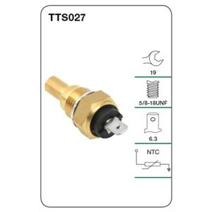 Tridon Water Temperature Sender TTS027 fits Volvo 940 2.3 Turbo (944) 121kw, ...
