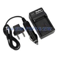 Battery Charger For OLYMPUS LI-40B LI-42B LI40B LI42B Camera