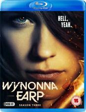 Wynonna Earp Season 3 Official UK Release Blu-ray DVD Region 2