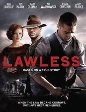 Lawless (Blu-ray Disc, 2014, SteelBook) SEALED