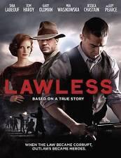 Lawless (Blu-ray Disc, 2014, SteelBook) New