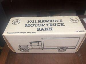 ERTL - 1931 Hawkeye Truck - SPECIAL RUN Allen Organ Bank - Macungie PA - #9892