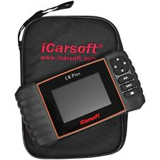 iCarsoft CR PLUS OBD2 II Reset Diagnostic Multi Car Scan Tool Fault Code Reader